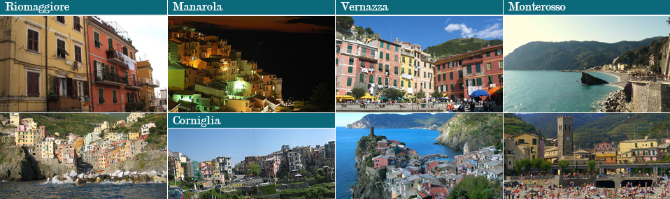 Cinque terre rooms for rent